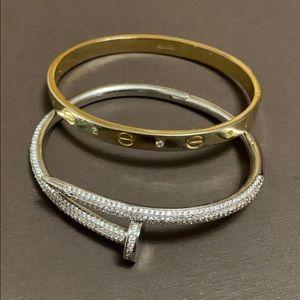 Love Bracelet & Nail bracelet